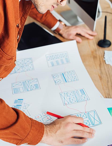 Increase traffic web design services